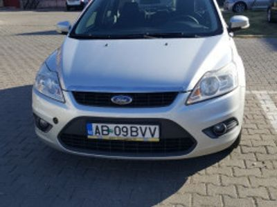 second-hand Ford Focus 2009