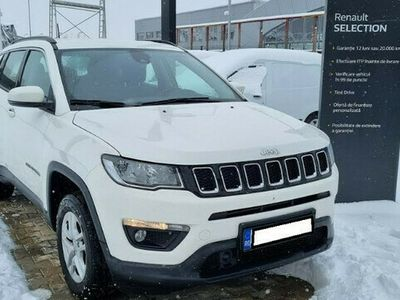second-hand Jeep Compass 4x4 2,0 d 140 cp