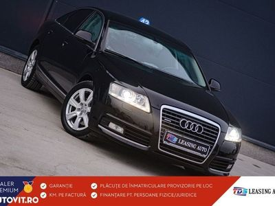 second-hand Audi A6 2.7