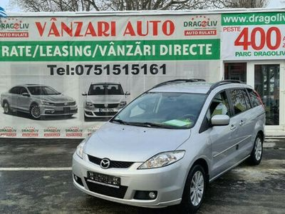 second-hand Mazda MPV