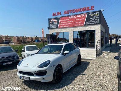 second-hand Porsche Cayenne S