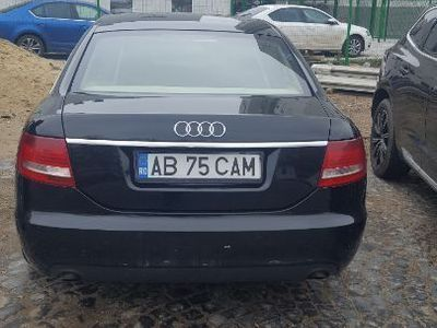 second-hand Audi A6 3.0
