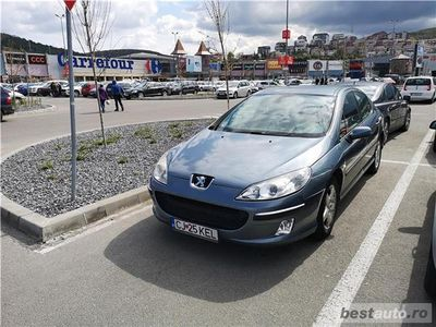 second-hand Peugeot 407 1.6 HDi, 2005