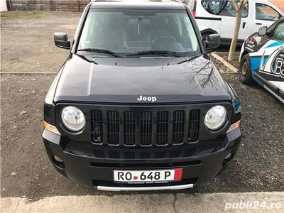 second-hand Jeep Patriot 4x4