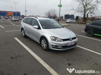 second-hand VW Golf VII 2.0 TDi 150 Cp 2014 Euro 5