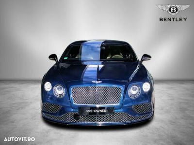 second-hand Bentley Continental