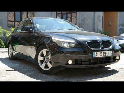 second-hand BMW 525 E60 d - an 2004 luna 8, 2.5 d (Diesel)