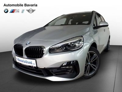 second-hand BMW 218 Active Tourer d Sport Line