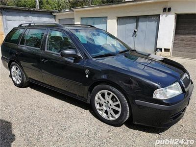second-hand Skoda Octavia 1,6