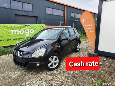 second-hand Nissan Qashqai piele panoramic 1.5 dci cash rate