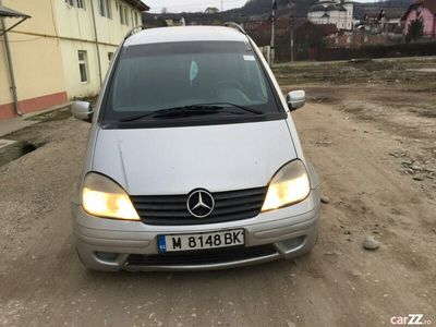 second-hand Mercedes Vaneo 1.7 diesel
