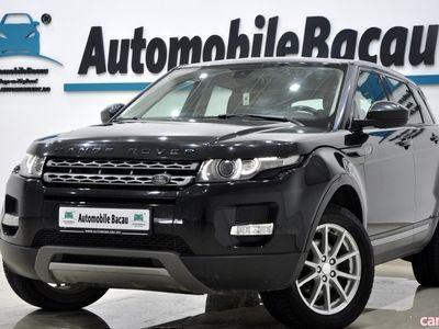 second-hand Land Rover Range Rover evoque 2.2d 4x4 150 cp automata 2014