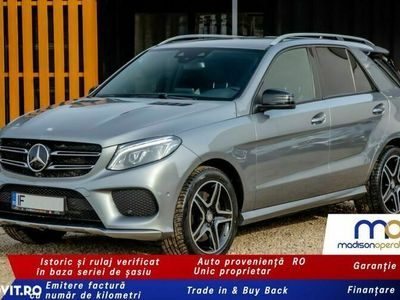 second-hand Mercedes GLE43 AMG