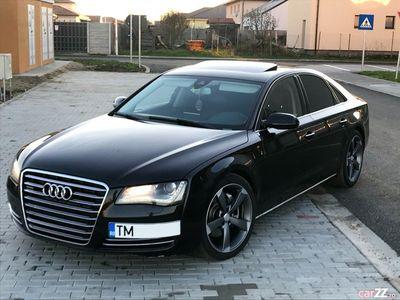 second-hand Audi A8 // 2011 // 3.0 TDI Quattro 245 CP // EURO 5 //