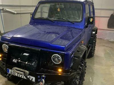 second-hand Suzuki Samurai