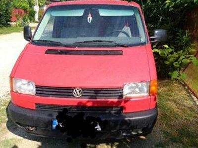 second-hand VW T4 1.9 Diesel