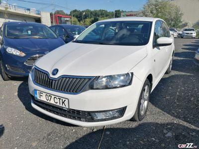 second-hand Skoda Rapid 2015