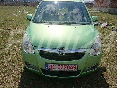 second-hand Opel Agila