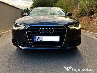 second-hand Audi A6 2.0 TDI ULTRA 190 CP S Tronic