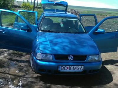 second-hand VW Polo variant/2001