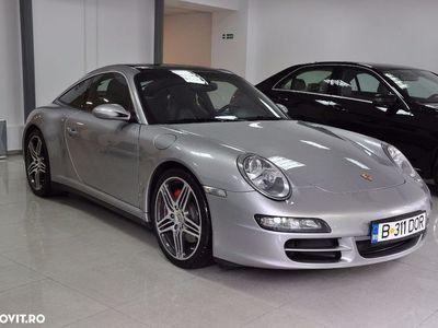 second-hand Porsche 911 din 2007