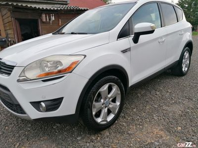 second-hand Ford Kuga 2008