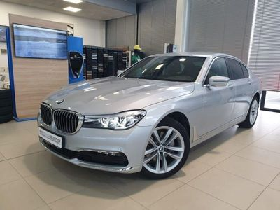 second-hand BMW 730 d
