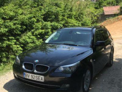 second-hand BMW 520 D