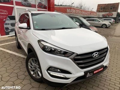 second-hand Hyundai Tucson 1.6