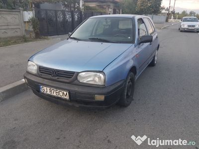 used VW Golf III an 1995 motor 1.6 ben