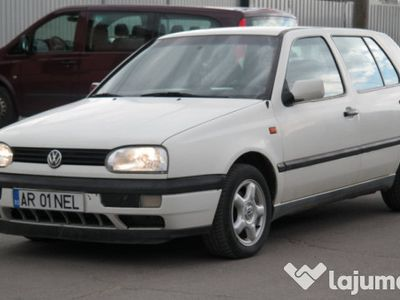second-hand VW Golf III 1.9 TDI Diesel, an 1998