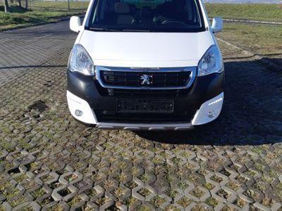 second-hand Peugeot Partner Tepee
