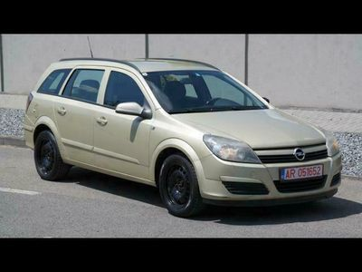 second-hand Opel Astra Caravan - an 2006, 1.7 Cdti (Diesel),