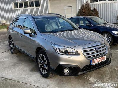 second-hand Subaru Outback 2.0 D, EURO 6, cutie CVT, 4X4 AWD, motor nou 18.717 km, LED, Sistem proactiv EyeSight