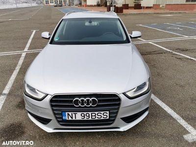 second-hand Audi A4 B8 2013