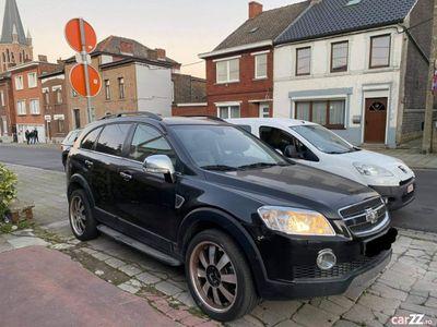 second-hand Chevrolet Captiva 7 Locuri 2.0 150 Cai Putere Euro 4