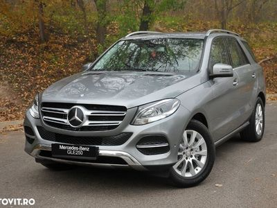 second-hand Mercedes GLE250