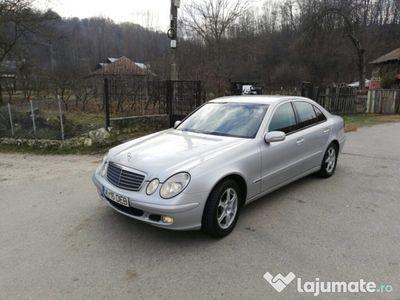 second-hand Mercedes E270 2004 Motor 2.7 cdi 177cp Fiscal pe loc