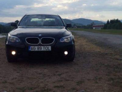 used BMW 525 E 60 2.5 d automat