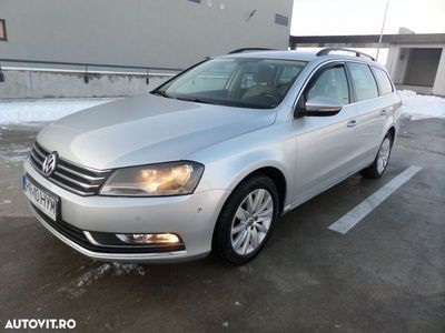 second-hand VW Passat Variant