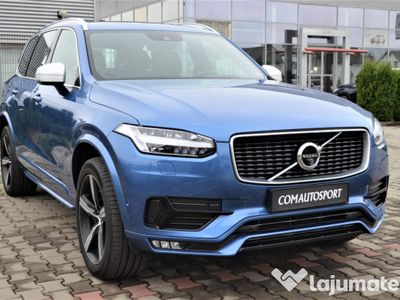 second-hand Volvo XC90 d5 awd rdesign