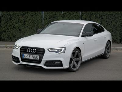 second-hand Audi A5 S-Line + - an 2016, 2.0 Tdi (Diesel)