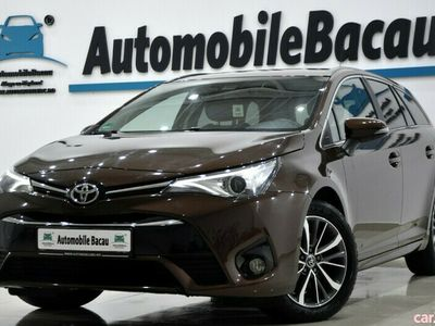 second-hand Toyota Avensis 2.0 D-4D 143CP 2015 EURO 6