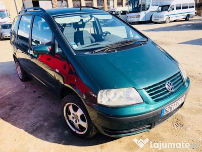 second-hand VW Sharan  1.9TDi 116CP an.2001 Acte Val. De Franța