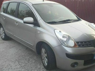 second-hand Nissan Note 1.5