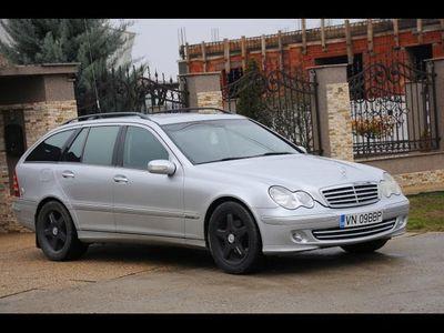 second-hand Mercedes C230