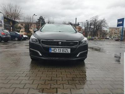 second-hand Peugeot 508 Facelift 12/2015