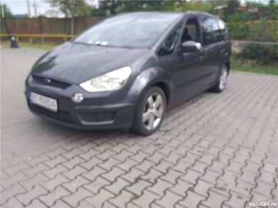 second-hand Ford S-MAX MK2
