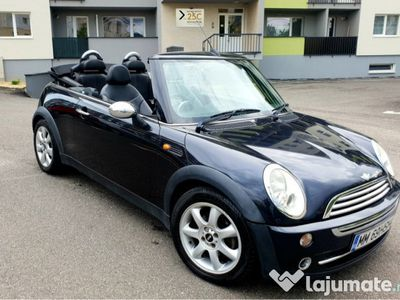 second-hand Mini One Cabriolet