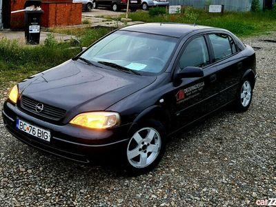 second-hand Opel Astra 1.6 Benzină + GPL
